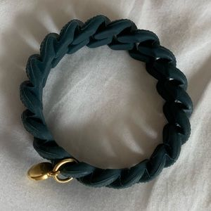 Marc by Marc Jacobs Rubber Turlock Braclet